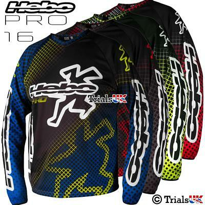 Hebo PRO16 Riding Shirt Trials-Enduro-Offroad