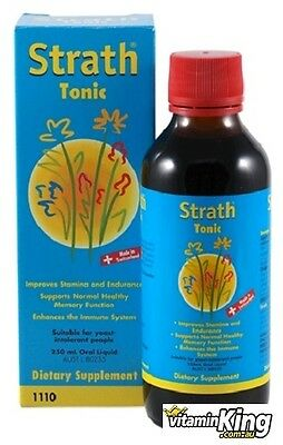 NEW Strath Tonic 250ml - Strath