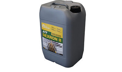ATF Dexron 2 25L drum of Automatic Transmission and Power Steering Fluid dex II