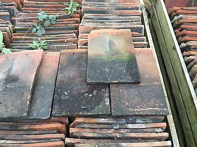 Reclaimed Clay 11x7 Roof Tiles