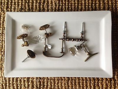 Lot of NEW Anthropologie drawer/cabinet pulls-boho diy shabby chic vintage