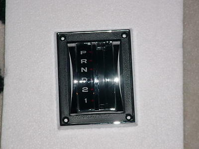 1967-68 Ford mustang automatic shift bezel