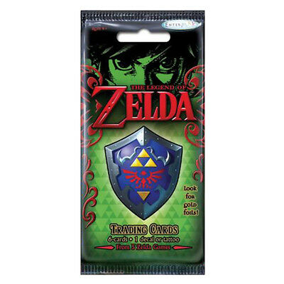 The Legend of Zelda Trading Card Game Pack NEW