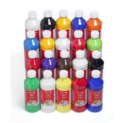 Reeves 500ml Readimix - 20 Assortment Pack - SAME DAY DISPATCH