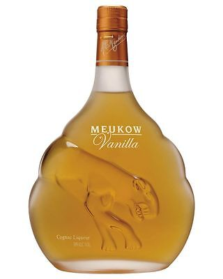 Meukow Vs Vanilla Cognac 700Ml