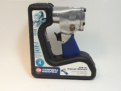 """☆ Campbell Hausfeld ☆ TL0549 ☆ 3/8 Pneumatic Air Impact Wrench ☆ 3/8"""" Inch ☆"""