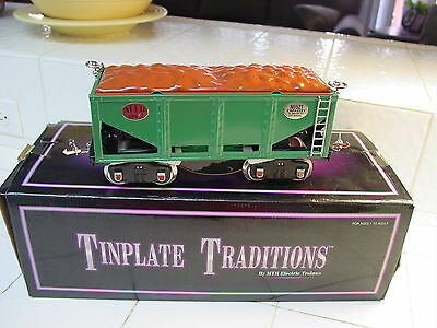 Mth Model Trains Tinplate Traditions Standard Gauge Ore Car No 521 #10-1129