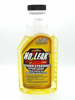 No Leak Power Steering Stops Fluid Leaks Restores Seals 473ml