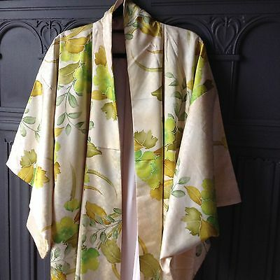 Authentic Women's Full Kimono Dressing Gown