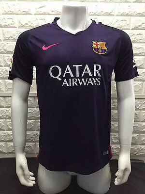 Maillot foot FC Barcelone exterieur 2016/2017  NEUF T-shirt dispo Taille L