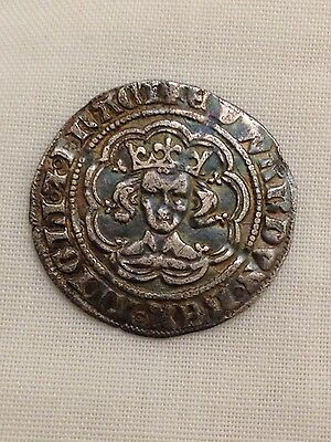 edward iii halfgroat metal detecting find 3rd