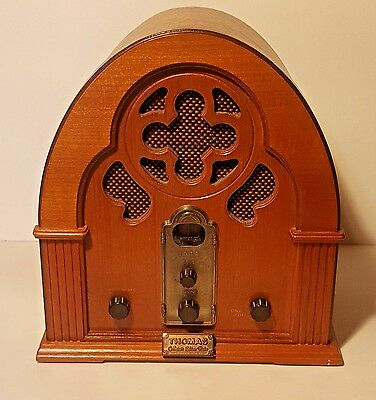 1932 Thomas Collectors Edition used Radio With Cassette Player Model # 317