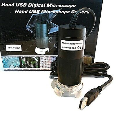 Hand Held USB digital microscope MDA2000