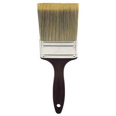Krause & Becker Paint Brush 3 in. Professional Stainless Steel Ferrule Feathered