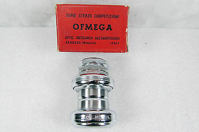 Vintage NOS 60's OFMEGA COMPETIZIONE  HEADSET,Mint & Boxed