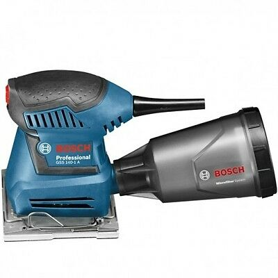 Ponceuse vibrante BOSCH PROFESSIONAL GSS140-1A 180W