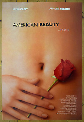 American Beauty 1999 One Sheet Film Poster