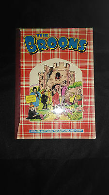 The Broons Book (1985) Paperback Book Vintage Childrens Annual