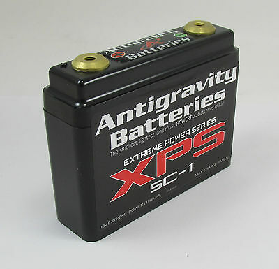 Antigravity Batteries XPS SC-1 Lithium Ion Extreme Power Series Battery 180CCA!