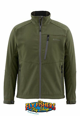 Simms WINDSTOPPER Jacket - Loden - XL - NEW - DISCOUNTED