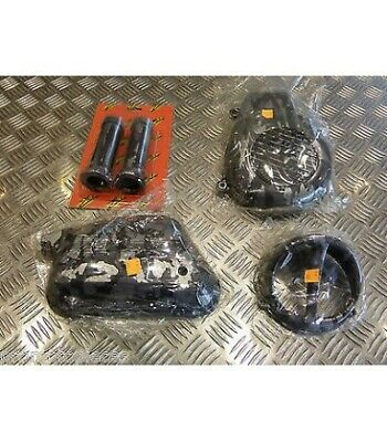 kit camouflage volute ecope air moteur couvre boite air poignee scooter mbk 50 b