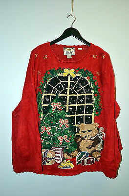 Vintage 303 Ugly Christmas Sweater