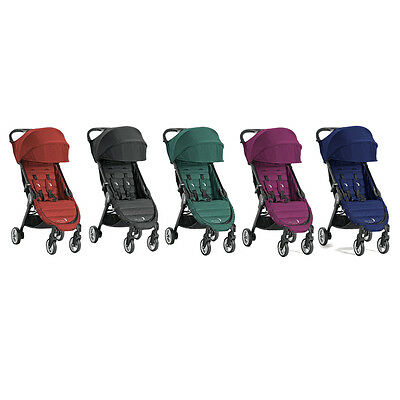 Baby Jogger 2017 City Tour Compact Lightweight Travel Stroller w/Carry Bag - NEW