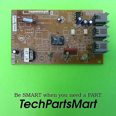 B53K767-2 Brother Fax-575 Fax Phone Line Connector Board