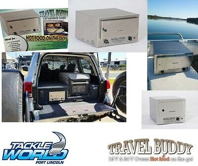 Travel Buddy-Tackleworld Port Lincoln-Brand New in Box