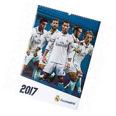 Real Madrid Official 2017 Calendar