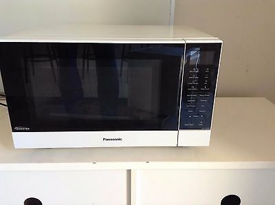 Panasonic 27L Microwave Oven (White)