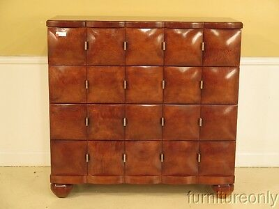 F28392E:  CENTURY Oversized Mid Century Modern Design High Chest