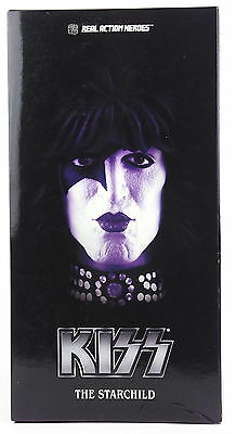 Medicom RAH KISS THE STARCHILD Paul Stanley Action figure