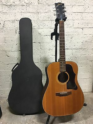 Gibson Deluxe 70's Vintage J-45/50 Acoustic Guitar with case