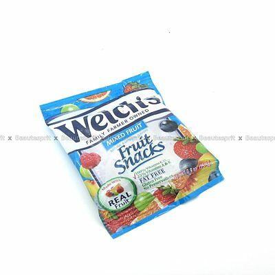 (BUY 5 GET 1 FREE) Welch's Mixed Furit Snack 1 Pouch