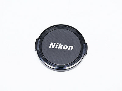 Nikon Genuine Snap-on CLASSIC 62mm Front Lens Cap