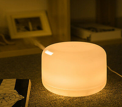 Essential Oil Diffuser 500 ML Ultrasonic Air Humidifier Scent Reed  Aromatherapy