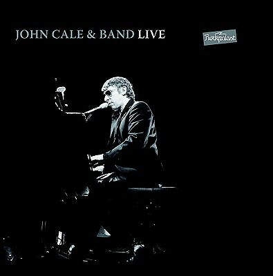 John Cale and Band - Live Vinyl 2LP Limited Edition 2010 NEW/SEALED 180gm