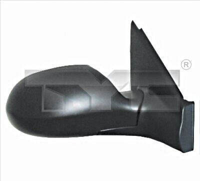 Side Mirror Aspherical Black LEFT Fits VOLVO 740 760 Sedan Wagon 1981-1992 Auto Parts and Vehicles