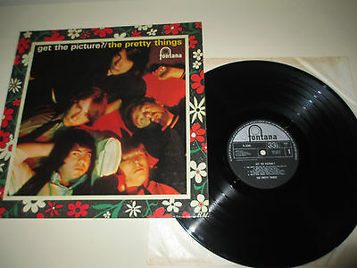 Pretty Things - Get The Picture - Fontana Uk 1965 Stunning Original