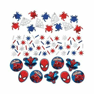 Marvel Spider-Man Birthday Party  Value Confetti Table Decoration