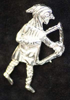Viking-Medieval-DarkAge-LARP-Reenactment- BADGES Made From 100% Lead Free Pewter