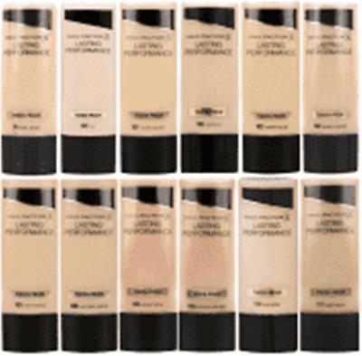 Max Factor Lasting Performance Make-Up - CHOOSE YOUR SHADE