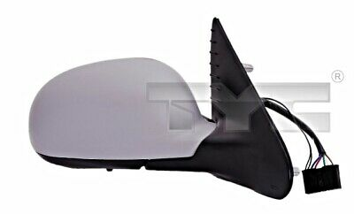 Side Mirror Convex Primed RIGHT Fits PEUGEOT 306 Sedan 1993-2002
