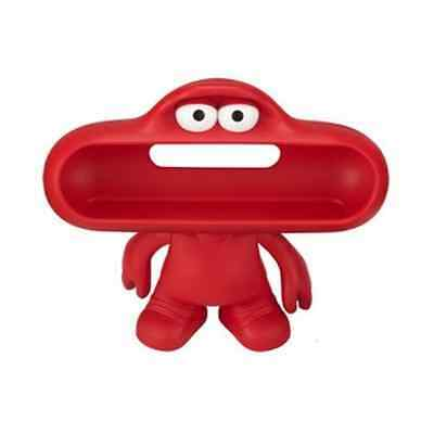 Beats by Dr. Dre Pill Dude Character Speaker Holder - Red - SAME DAY DISPATCH