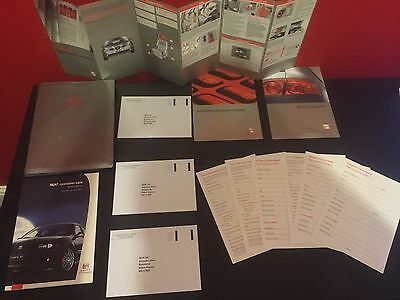 Seat Ibiza Owners Manual and Wallet 02-06 *READ DESCRIPTION*