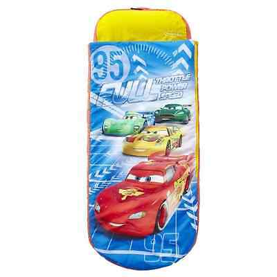 ReadyBed Disney Cars Airbed and Sleeping Bag In One - SAME DAY DISPATCH