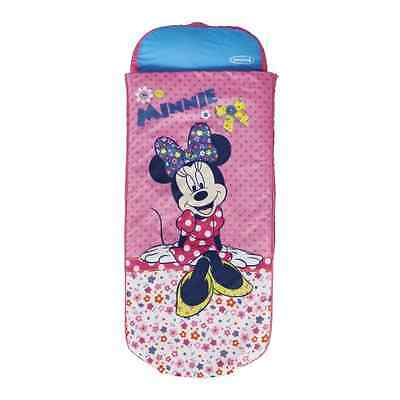 ReadyBed Disney Minnie Mouse Airbed and Sleeping Bag In One - SAME DAY DISPATCH