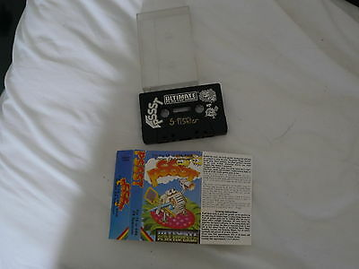 Sunday Flood Of Quality ZX Spectrum Software:- Ultimate Play the Game Pssst