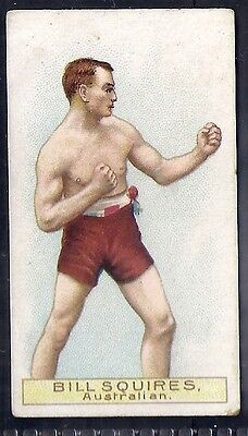 Wills Scissors-Boxers Boxing-#29- Bill Squires